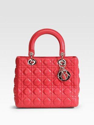 Christian Dior Lady Medium Bag