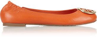Tory Burch Reva patent-leather ballet flats