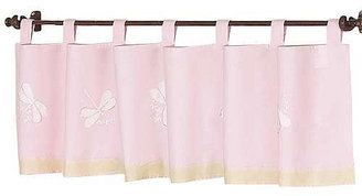 JoJo Designs Sweet Pink Dragonfly Dreams Collection Window Valance