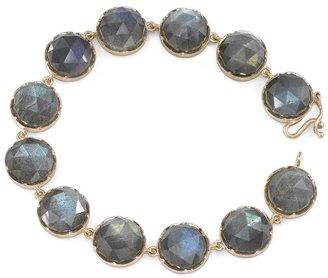 Irene Neuwirth rose cut labradorite bracelet