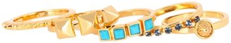 Vince Camuto C900322 (Gold/Caribbean Sea) - Jewelry