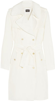 D&G Cotton trench coat