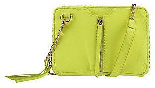 Kelsi Dagger Chelsea Pebble Grain Leather Convertible Crossbody Bag $116.96 thestylecure.com