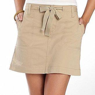 JCPenney St. John's Bay® Skort, Flap Pockets