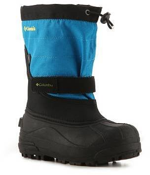 Columbia Powderbug Plus II Boys Toddler & Youth Snow Boot