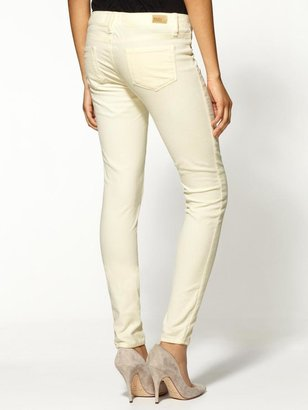 Paige Velvet Colors Verdugo Ultra Skinny Pants