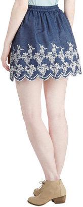 Quiche Swap Skirt