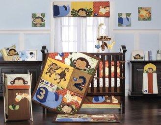 Kids Line Jungle 123 8 Pc. Crib Set