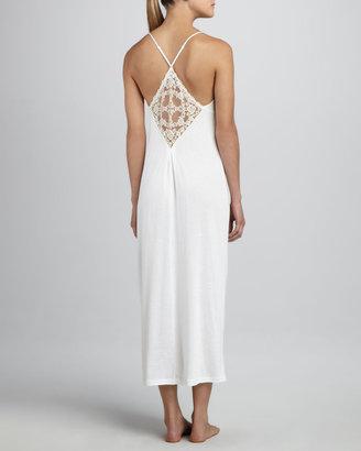 La Perla Long Modal/Silk Gown