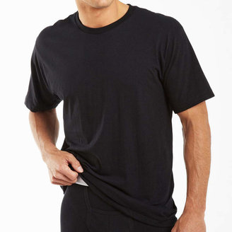 Jockey 2 Pair Classic Crew Neck T-Shirt - Big and Tall