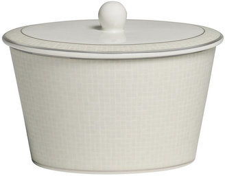 Royal Doulton Dinnerware, Opalene Covered Sugar Bowl