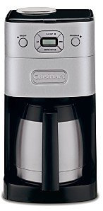Cuisinart Grind & Brew Thermal 10-Cup Automatic Coffee Maker