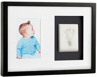Pearhead Babyprints Wall Frame Black