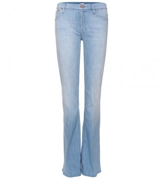 Mother MELLOW DRAMA FLARE LEG JEANS