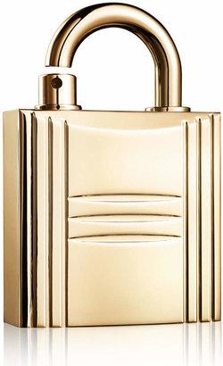 Hermes Refillable Lock Spray, Gold Tone