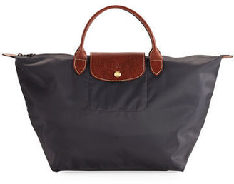 Longchamp Le Pliage Medium Handbag $115 thestylecure.com