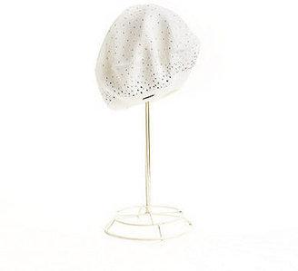 Calvin Klein Ombre Sparkle Beret Hat