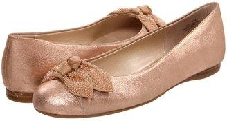 Nine West ThisMoment (Pink/Pink Metallic) - Footwear