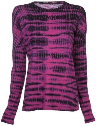 Proenza Schouler tie-dye t-shirt