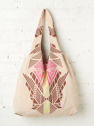 Free People Cynthia Vincent Vixen Hobo