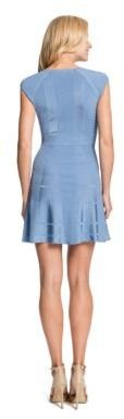 Cynthia Steffe Tamra Fit and Flare Dress