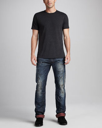 Diesel Safado Jeans, Charcoal