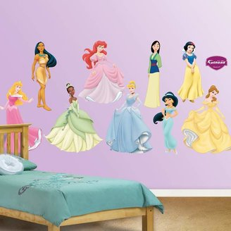 Fathead Disney Princess Collection Wall Decals by