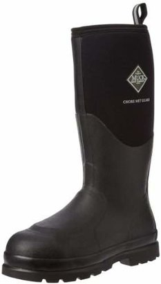 Muck Boot Muck Chore Classic Tall Steel Toe Men's Rubber Work Boots w/ Metatarsal Guard