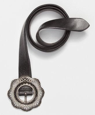 Levi's Katagami Flower Buckle Belt