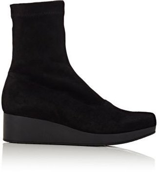 Robert Clergerie Women's Nerdal Ankle Boots-BLACK $595 thestylecure.com