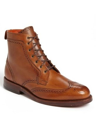 Men's Allen Edmonds 'Dalton' Water Resistant Wingtip Boot $445 thestylecure.com