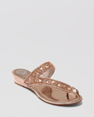 Vince Camuto Demi Wedge Sandals - Indio