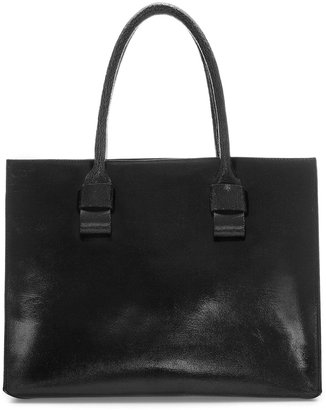 Zara Limited Edition Leather Shopper