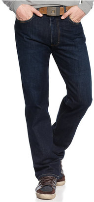 Armani Jeans Men's Core Comfort Fit Jeans, Blue Wash $115 thestylecure.com