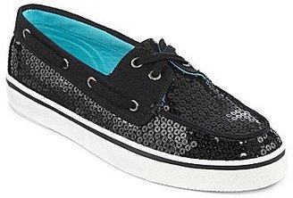 Arizona Skipper Sequin Boat Shoes