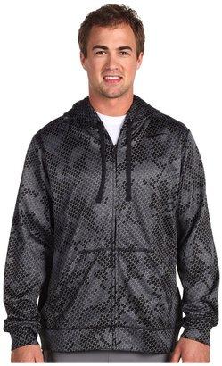 Nike  KO Fleece Full-Zip Camo Hoodie