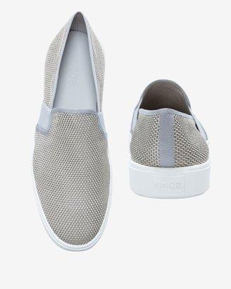 Vince Fabric Slip On Sneaker