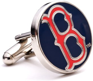 Cufflinks Inc. Boston Red Sox Logo Cuff Links