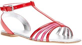 Hogan t-bar sandal