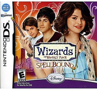 Nintendo DSTM Wizards of Waverly Place Spellbound