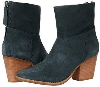 Matisse Soho Boot (Grey/Blue) Women's Zip Boots