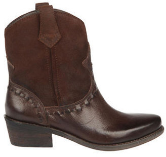 Franco Sarto Window 2 Short Leather Boots
