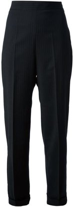 Hache pin stripe trouser