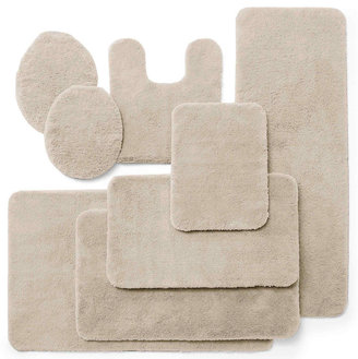 Royal Velvet Plush Bath Rug Collection Shopstyle