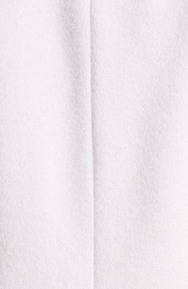 T Tahari 'Darla' Double Breasted Notch Collar Coat
