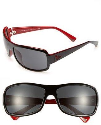 Emporio Armani 63mm Sunglasses