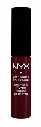NYX Cosmetics Soft Matte Lip Cream Copenhagen $8 thestylecure.com