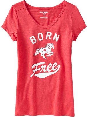 Born Free Women's Graphic Tees