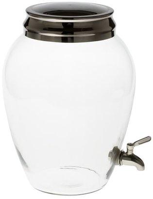 Pottery Barn Classic Glass Drink Dispenser