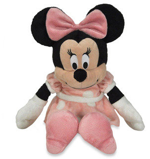 Cloud b Minnie Mouse Soother